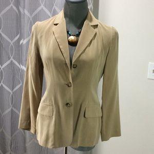 Karen Kane Petites lightweight soft blazer jacket